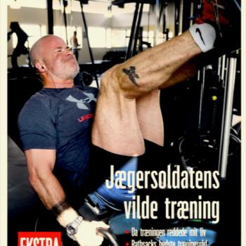 Benpres - artikel til Ekstra Bladet om mit træningsprogram