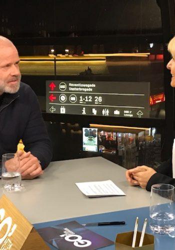 Go' Aften Danmark - om premieren på Korpset - sæson 1