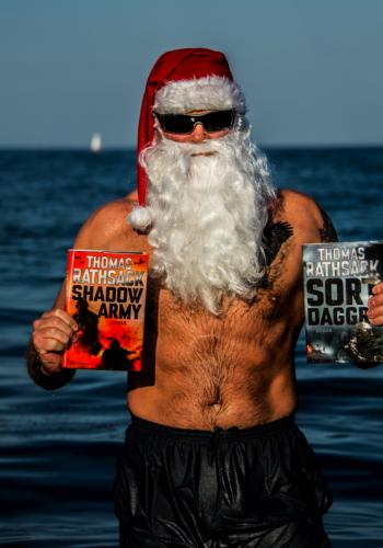 Ho-ho-fucing-ho - sommerkonkurrence med mine bøger