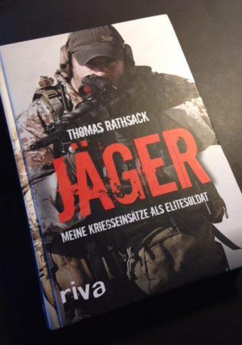 Jægerbogen på tysk.