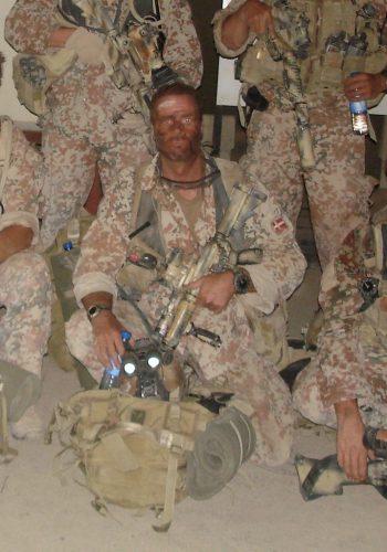 Klar til operation, Irak 2007