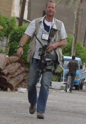 Livvagt i Baghdad - jeg gjorde tjeneste som livvagt i over et år i Irak