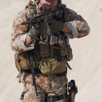 Skydetræning, Irak