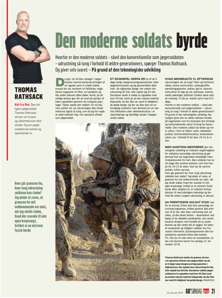 De_Moderne_soldat