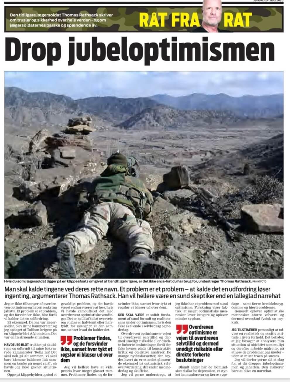 Drop jubeloptimismen